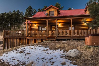 Log Homes For Sale - Log Cabins For Sale
